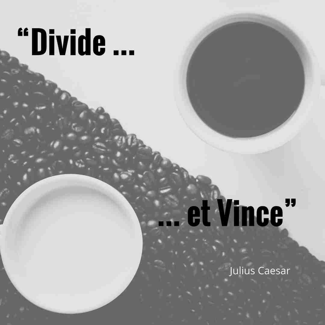 Divide et vince