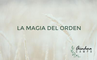 La magia del orden