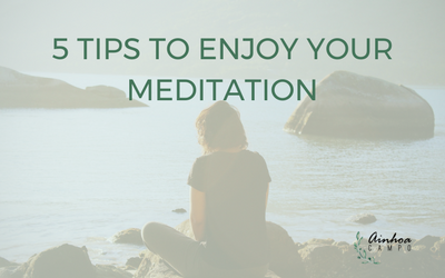5 tips for an easier meditation