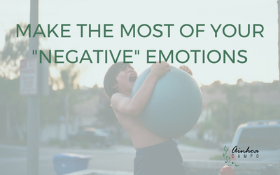 This simple technique will help you get the most out of your emotions