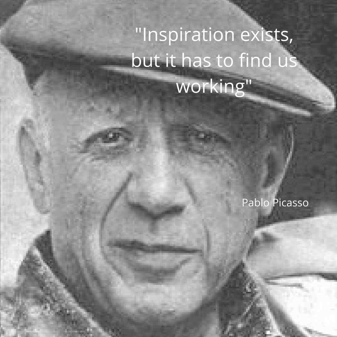picasso on creativity