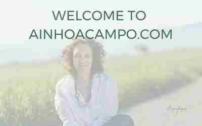 Bienvenid@ a AinhoaCampo.com