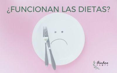 ¿Funcionan las dietas?