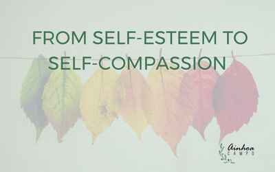From self-esteem to self-compassion: What's the difference?