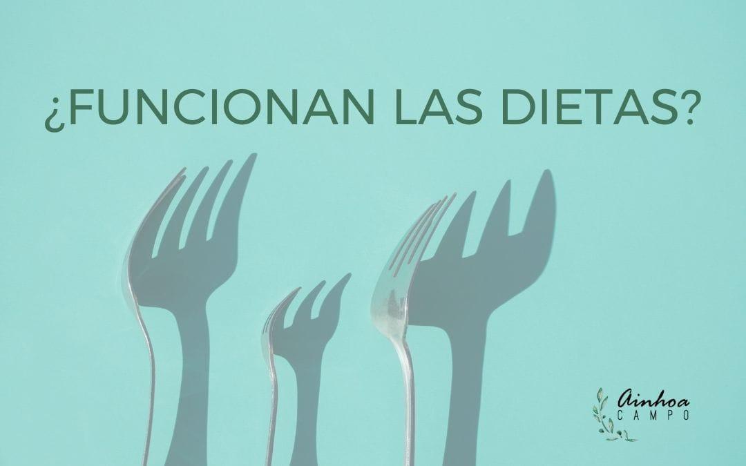 Ainhoa Campo Barasoain ¿funcionan las dietas?